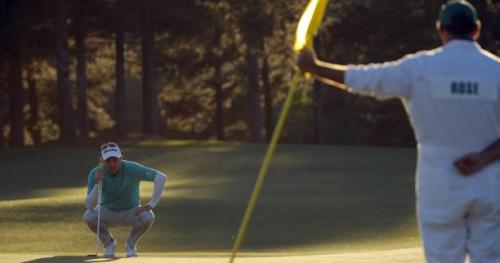 Golf - Masters - Augusta, ses techniques d'auto-défense pour résister à l'élite