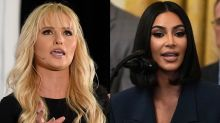 Tomi Lahren mocks Kim Kardashian for being 'political thought leader of the right'