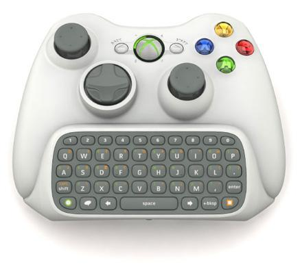 Xbox 360 to get keyboard controller attachment