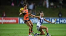 Ankle surgery for North's Riddell in AFLW