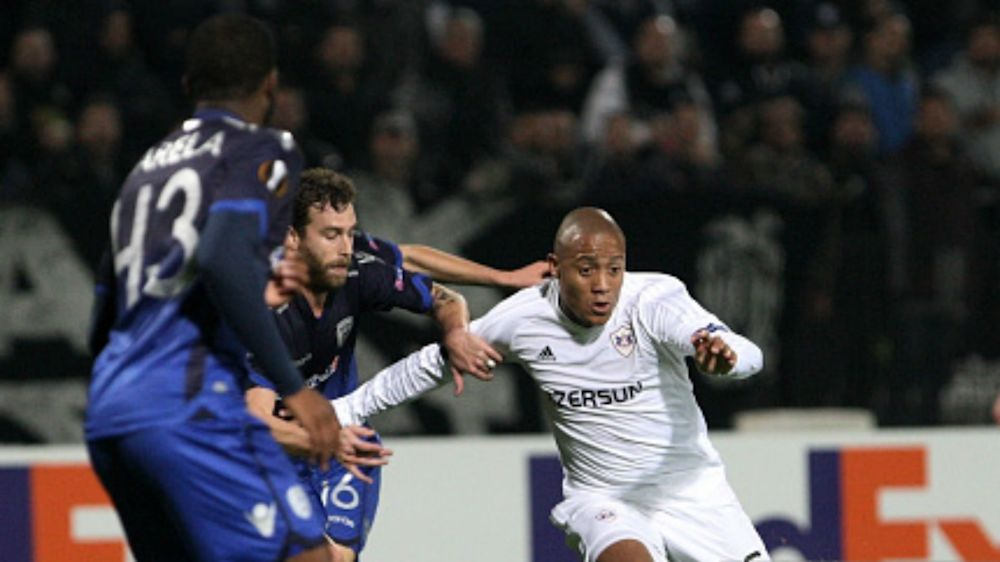I have had Dino Ndlovu checked out in the Uefa Champions League, says Stuart Baxter
