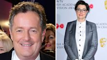 Piers Morgan didn't like Sue Perkins' 'sexist' jokes at the BAFTA TV Awards