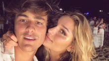 Bruno Montaleone conta como conheceu Sasha: 'Quando a gente viu, a gente já estava namorando'