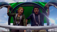 Jurassic World star fainted while filming sequel scene