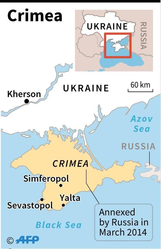 Crimea (AFP Photo/)