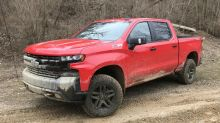 2020 Chevy Silverado Trail Boss Off-Road Review | A niche vehicle among niche vehicles