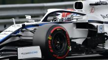 FIA to investigate after George Russell's Williams was struck by errant wheel