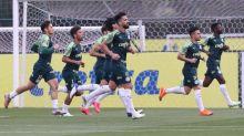 Palmeiras se reapresenta sem Lucas Lima e Patrick de Paula no campo