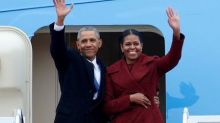 Sweet home Chicago: Obama re-emerges in city where it all began