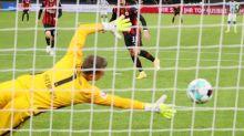 Foot - ALL - Allemagne: l'Eintracht Francfort s'impose sur la pelouse du Hertha Berlin
