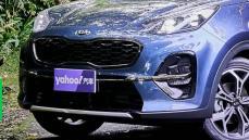 【新車速報】時代錯置的運動休旅悍將!2020 Kia Sportage GT Line AWD小改款城郊試駕!