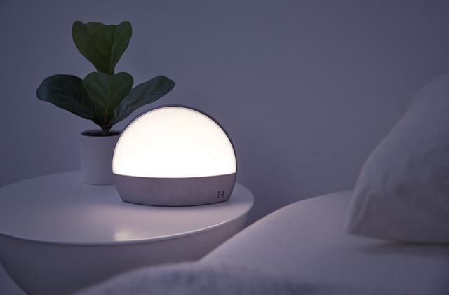 Hatch made a smart sleep light to help adults rest better