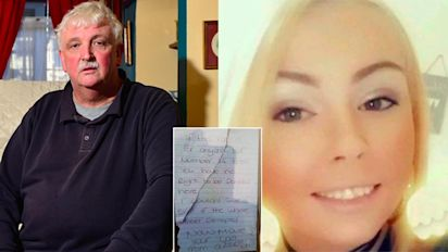 Neighbour's anger at sentence for abusive note