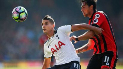 Spurs confirm Lamela will miss the rest of the season
