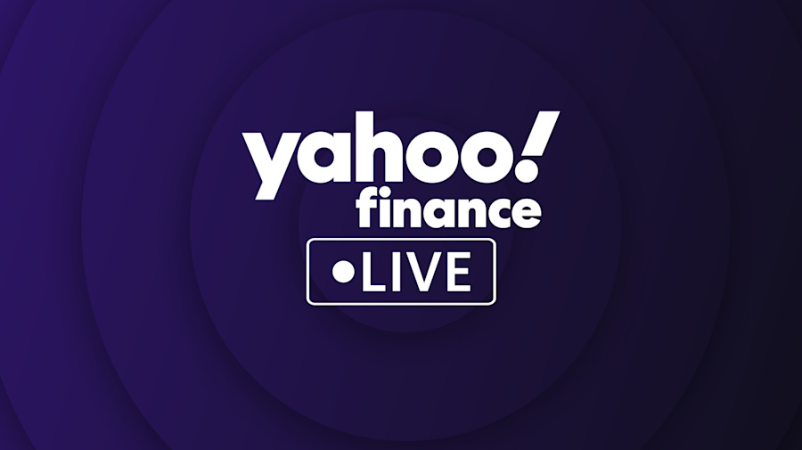 Yahoo Finance LIVE - Apr 07