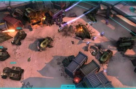 Halo: Spartan Assault expansion bringing Xbox 360 controller support this week