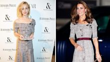 Kate Middleton and Carey Mulligan twin in Erdem: Celebrities who have worn the same outfits