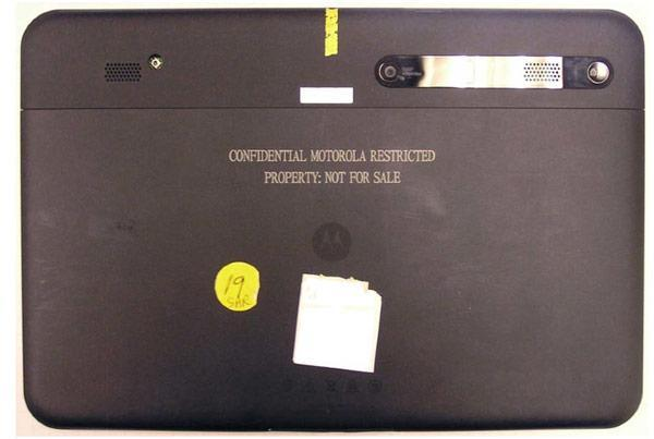 Motorola Xoom sees Android 3.2 update, FCC-approved LTE module