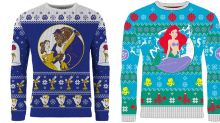 Ugly Christmas sweaters are officially cute thanks to this Disney collection