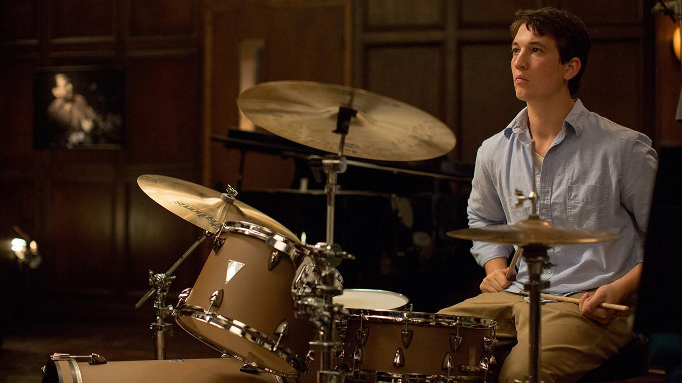 How Real Is \'Whiplash\'? Jazz Drummer Weighs In