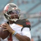 Jameis Winston holds private quarantine wedding amid coronavirus lockdown