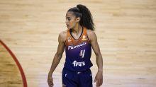 Skylar Diggins-Smith, Jazmine Jones get into it over highlight: 'Girl shut tf up'