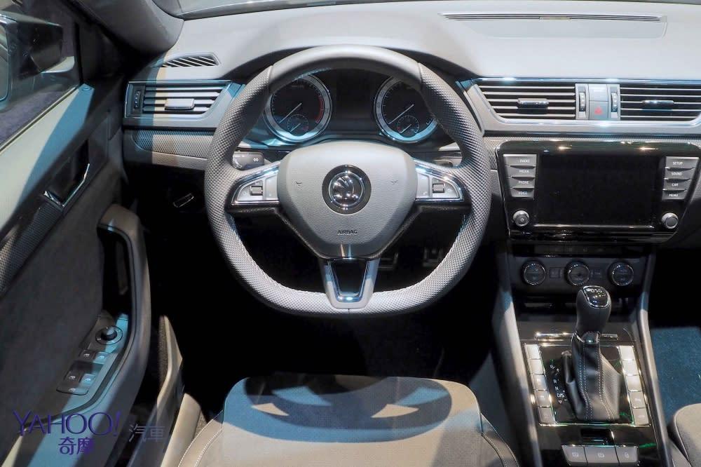 更快、更悍、更兇猛!Škoda Superb Sportline高動力發表
