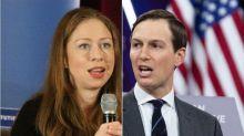 Chelsea Clinton Takes A Not-So-Subtle Swipe At Jared Kushner's Pandemic Role