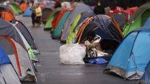Ciudad de México no evacuará a manifestantes acampados contra López Obrador