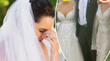 'Looks like two brides': Mother-in-law's wedding stunt slammed