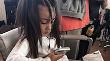In defense of kids looking at phones - yes, even Kardashian kids