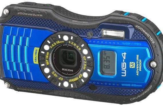 Ricoh's rugged WG-4 and WG-20 are its first cameras to drop the Pentax badge