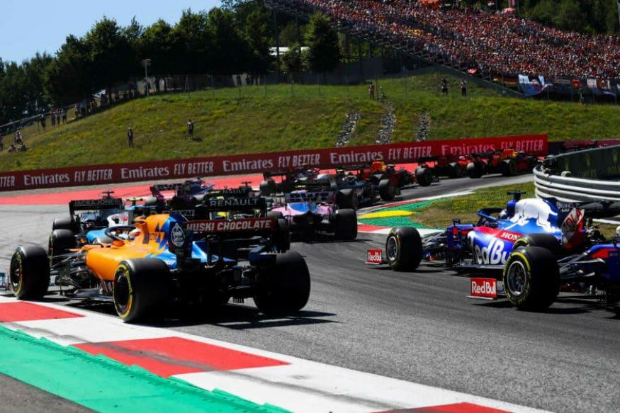 F1 Drivers Discuss Whether to Take a Knee at Austria GP