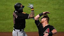 Outfielders David Peralta, Kole Calhoun named Gold Glove finalists for Diamondbacks
