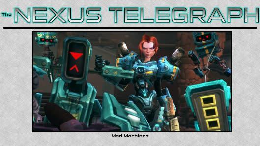 The Nexus Telegraph: WildStar's last two classes