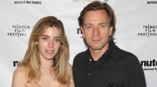 Ewan McGregor's daughter calls him an 'a**hole of a man'