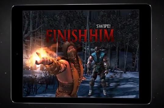 'Mortal Kombat X' for mobile rewards your victories with konsole kred