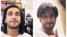 Ranveer Singh chops off his tresses; check out before-after look