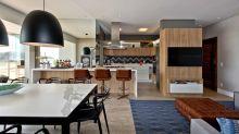 Acolhedor e prático: este apartamento na praia vai te encantar