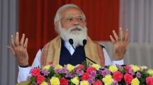 India's Covid crisis delivers a blow to brand Modi
