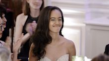 Sasha and Malia Obama Wore $20K Dresses to the Canada State Dinner