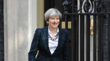 British Prime Minister Claims Her Shoes Inspired a Woman to Go Into Politics. Twitter's Not Convinced.