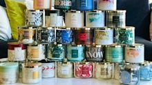 I Smelled Almost 40 Bath & Body Works Holiday Candles and Ranked Them - You Ready?