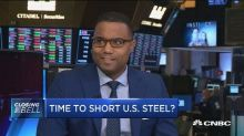 U.S. Steel may be 'worse off' after tariffs, but it is a 'great short'