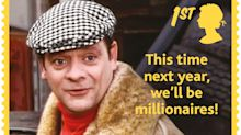 'Only Fools and Horses' 40th anniversary celebrated with Royal Mail stamps