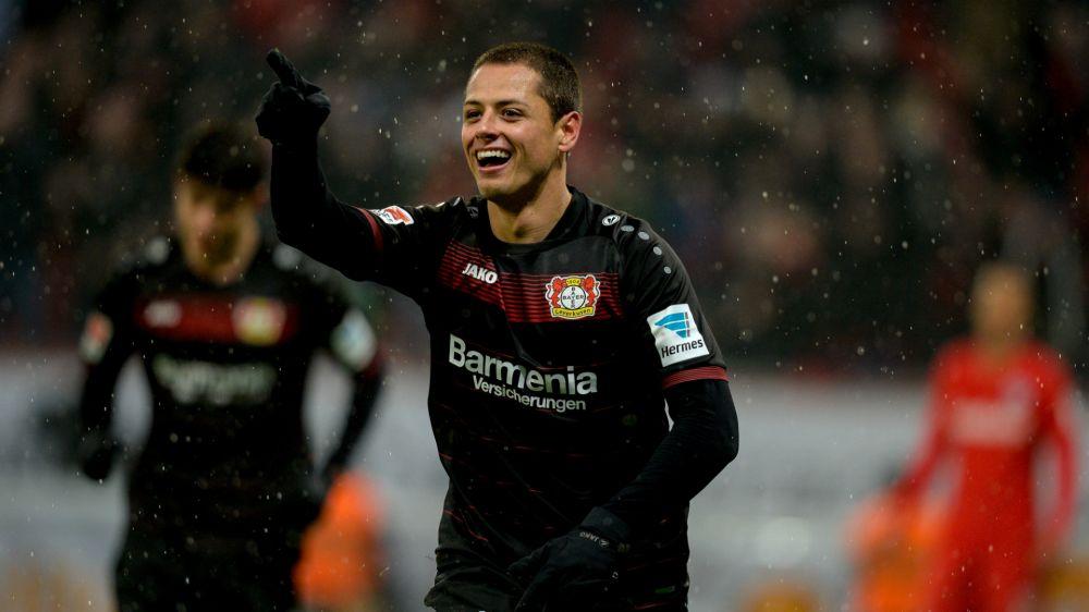 Chicharito está listo para regresar con el Bayer Leverkusen