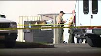 Woman`s Body Found Behind Dumpster