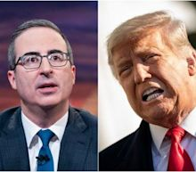John Oliver's 10 best Trump jokes and insults