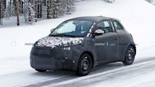 Next-Gen Fiat 500e Spied Electrifying The Snow In Sweden
