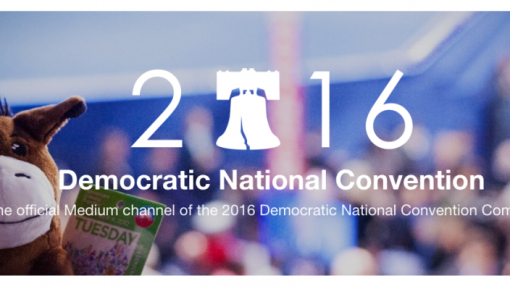 Live streams, social platforms and apps, oh my: The DNC & RNC quests for digital engagement
